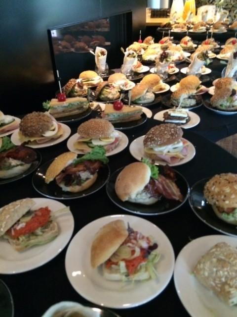 Lunch buffet Boothuis Welgelegen Groenlo