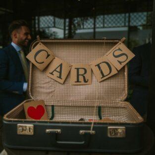 Ansichtkaarten koffer Welgelegen Groenlo